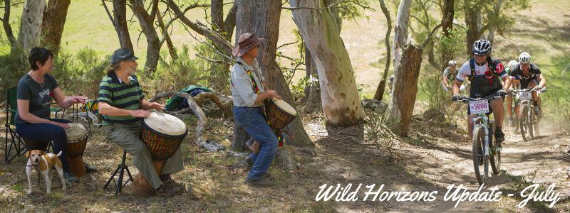 Wild Horizons Update - July