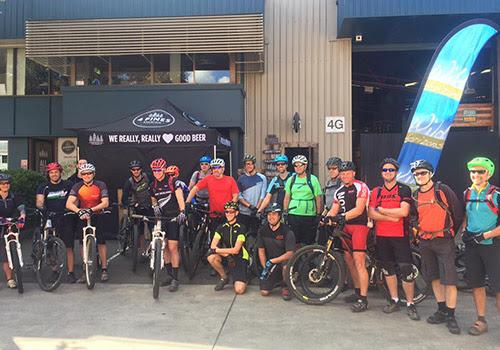 Bikes & Beers Crew